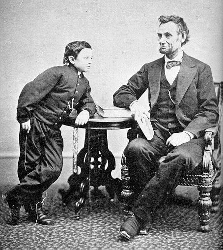 April 10, 1865 - celebrations breakout in washington