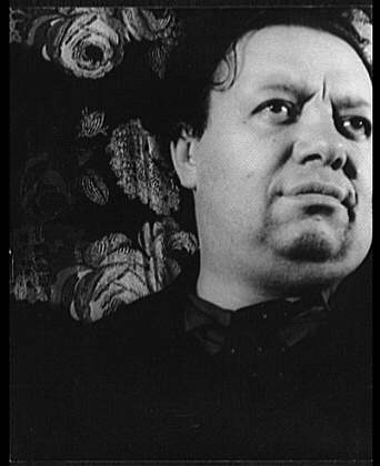 里维拉Diego Rivera作品集1 - 刘懿工作室 - 刘懿工作室 YI LIU STUDIO