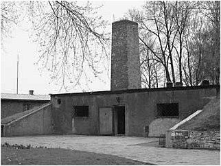 crematory 1 auschwitz
