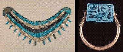 Art Jewelry Elements: Folklore Friday: Have a heart ...  |Ancient Egyptian Amulets Afterlife