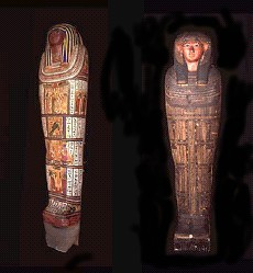 who in egyptian society was mummified