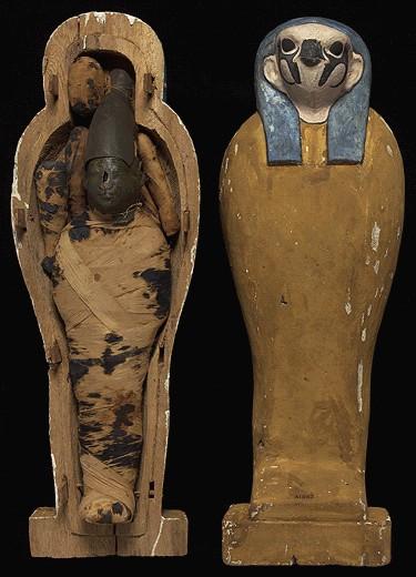 coffin of pedi-osiris essay