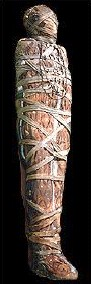 an analysis of the process of mummification in ancient egypt Ancient egypt has always been a  why did the ancient egyptians mummify their dead  when the entire mummification process was decoded by the ancient .