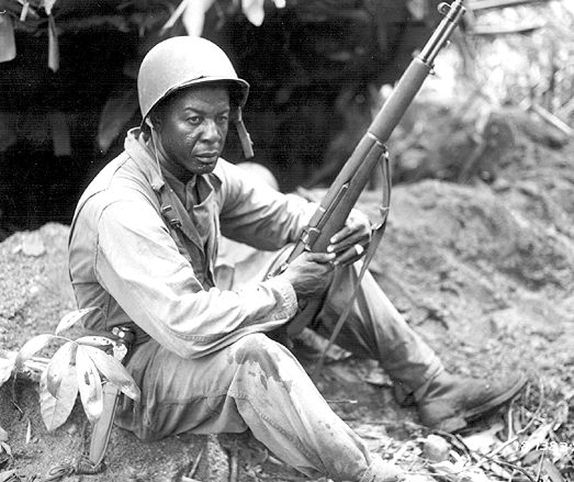 The History Place - African-Americans in WW II