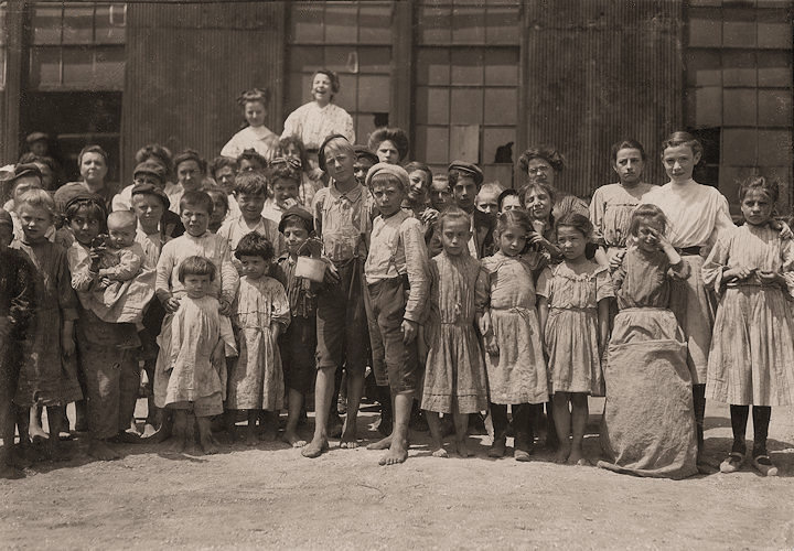 The History Place Child Labor In America 1908 12 Lewis