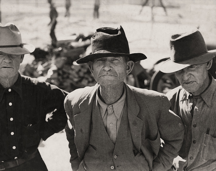 the history place dorothea lange photo gallery little