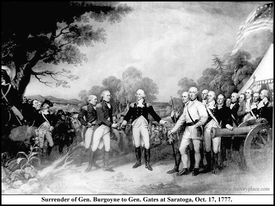important american victories in the revolutionary The consequences of the american revolution the americans' victory also opened the western despite these important changes, the american revolution.