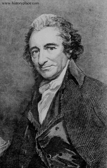 a discussion on the historical impact of thomas paine in america Thomas paine  adrian brunel | published in history today volume 2 issue 3  march 1952 to read  the first edition of the american crisis, published 1776.