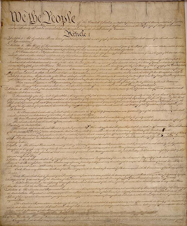 Guide to the Constitution - The Heritage.