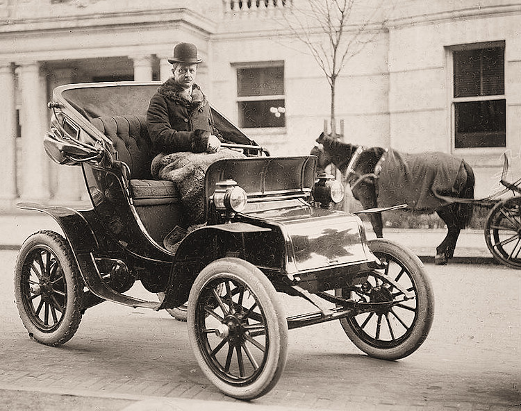 Early Ford Cars