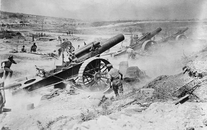 artillery in world war 1 This guide will help you find records at the national archives of military operations and  in the first world war,  'royal field artillery' or 'rfa'.