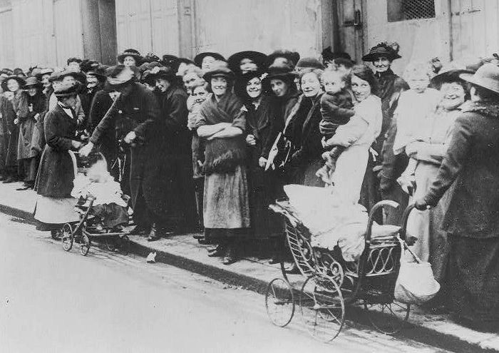WW1 Food Shortages and Rationing