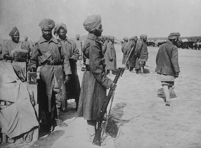 allies of india during war