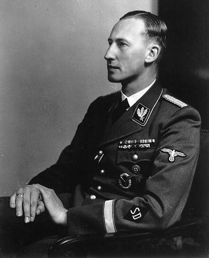Reinhard Heydrich - Biography