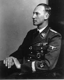 the history place   holocaust timeline heydrich be es
