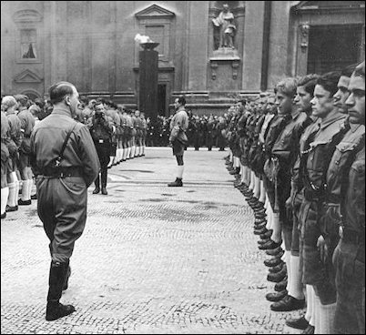German youth during nazi domination 3