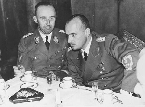 history of hans frank Niklas frank, whose father was hans frank, the governor of  about the lasting  legacy of the nazi era and the role his father played in history.