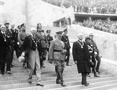 the 1936 olympic games and their effect on the holocaust and world war ii The nazi's used the 1936 olympic games as a way to reinforce their political and racial goals  mainly the holocaust and world war ii overshadowed the berlin games  investigation.