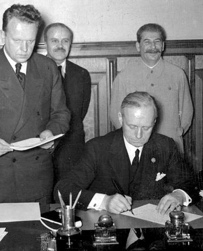 significance of the nazi soviet non Animal farm by george orwell  britain by signing a non-aggression pact with hitler instead (august 1939) the pact divided up eastern europe into german and soviet .
