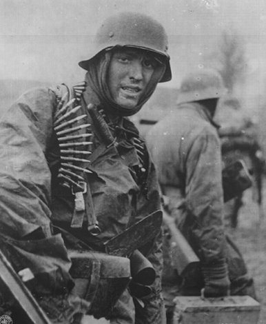 [PHOTO OF GERMAN SOLDIER]