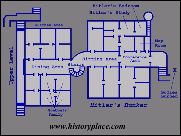 Hitler s bunker Pic TIME/