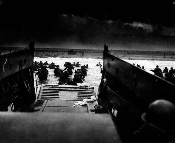 the significance of d day in the history of the world D-day was the invasion of normandy which took place on june 6, 1944, during world war ii, and saw allied airborne and seaborne forces land in france.